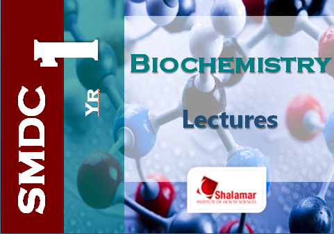 First Year Biochemistry Learning Resources