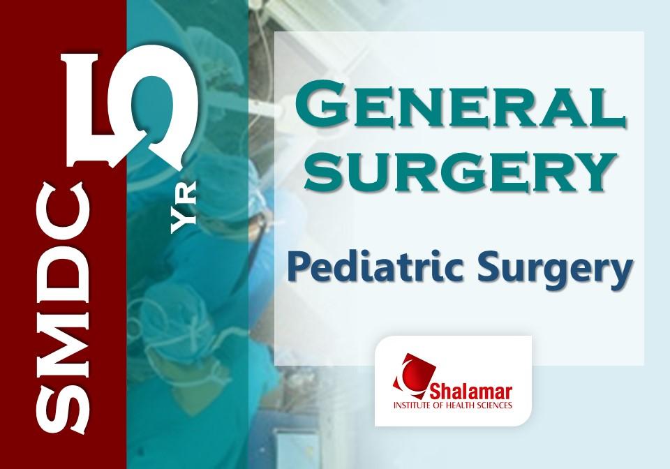Pediatric Surgery 2021