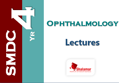 4th Year Ophthalmology